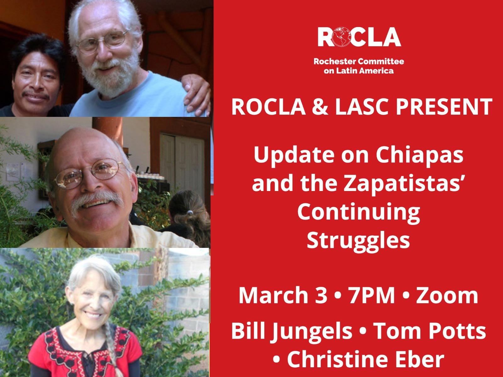 Update on Chiapas and the Zapatistas' Continuing Struggles