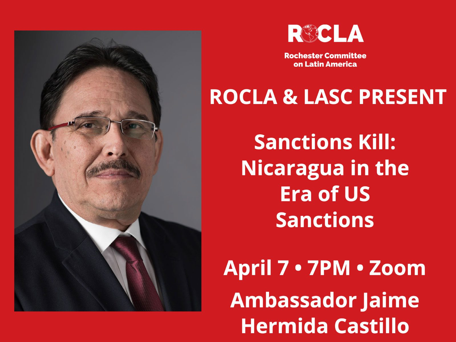 Sanctions Kill: Nicaragua in the Era of US Sanctions