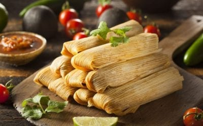 Beef & Cheese Tamale