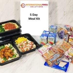 5 Day Meal Kit