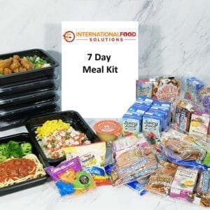 7 Day Meal Kit